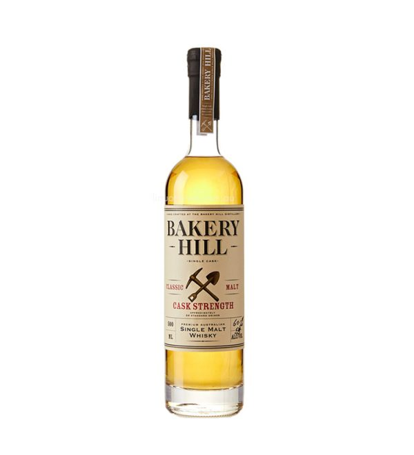 Bakery Hill Classic Single Malt Cask Strength Australian Whisky