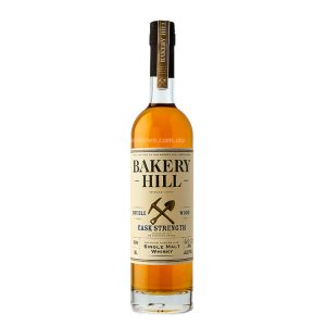 Bakery Hill Double Wood Cask Strength Australian Whisky