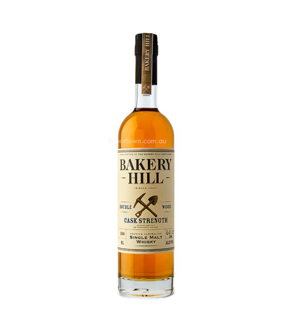 Bakery Hill Double Wood Cask Strength Australian Whisky