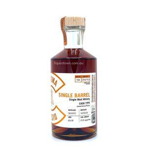 Corowa Single Barrel Red Wine Cask 194 Single Malt Australian Whisky 500ml 69.1%