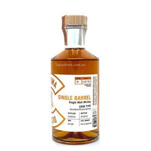 Corowa Single Barrel Bourbon Maple Syrup Cask 31 Single Malt Australian Whisky 500ml 67.9%