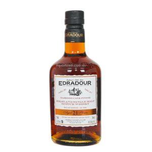 Edradour 1995 Oloroso Sherry Finish Cask Strength Single Malt Scotch Whisky 21 Year Old 700ml 56.2%