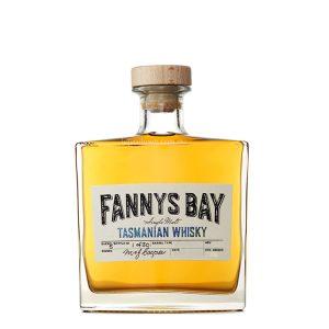 Fannys Bay Cask Strength Single Malt Australian Whisky 500ml