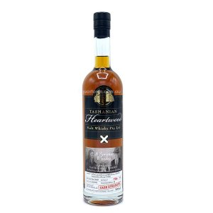 Heartwood A Serious Whisky Cask Strength Vatted Malt Tasmanian Whisky 500ml 60.5%