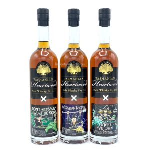 Heartwood Trilogy Vatted Malt Tasmanian Whiskies