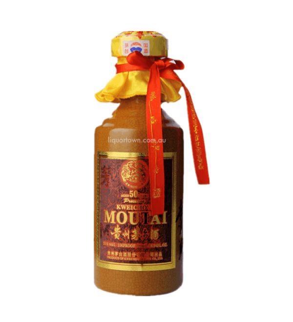 Kweichow Moutai 50 Year Old Chinese Baijiu 500ml