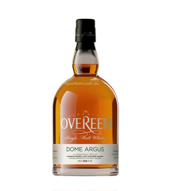 Overeem Dome Argus Single Malt Tasmanian Whisky 700ml 46%