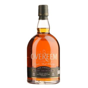 Overeem Sherry Matured Cask Strength Australian Whisky
