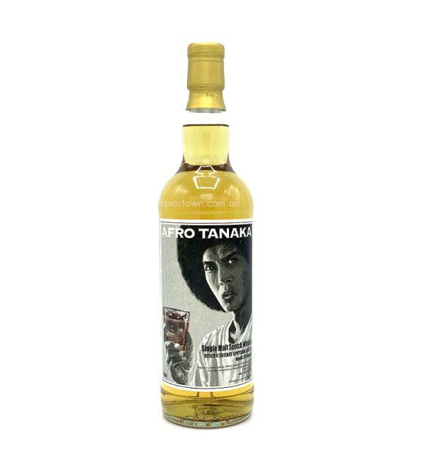 Secret Speyside 1996 Single Malt Whisky Afro Tanaka 22 Year Old 700ml 50.4%