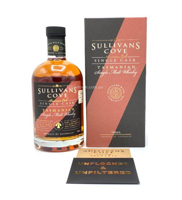 Sullivans Cove Refill American Oak Single Malt Australian Whisky TD0089 700ml 46.9%