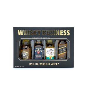 Whisky Business Taste the World of Whisky