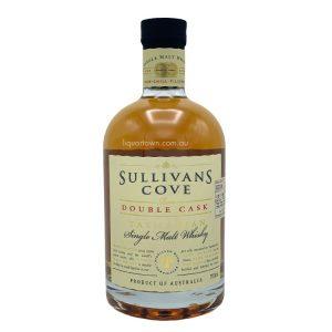 Sullivans Cove Rare Double Cask Single Malt Tasmanian Whisky DC109 700ml 40%