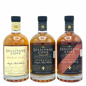 Sullivans Cove Tasmanian Whiskies