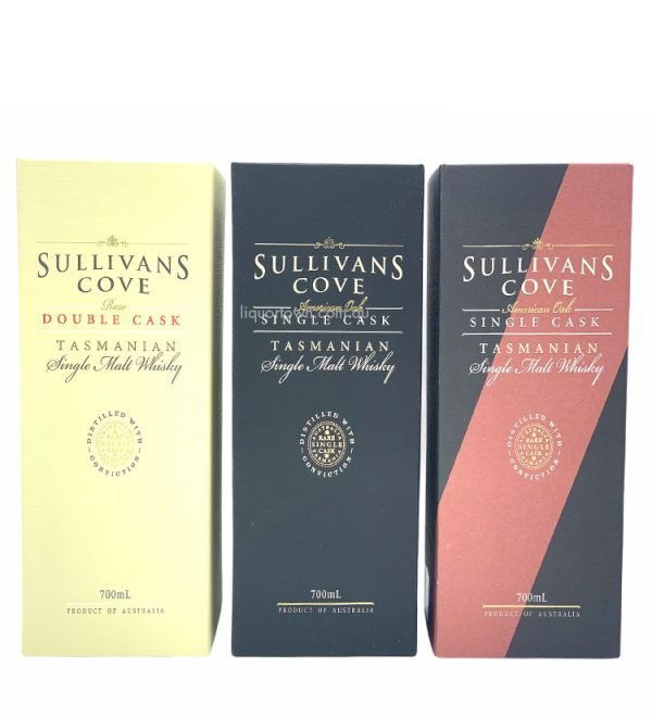 Sullivans Cove Tasmanian Whiskies