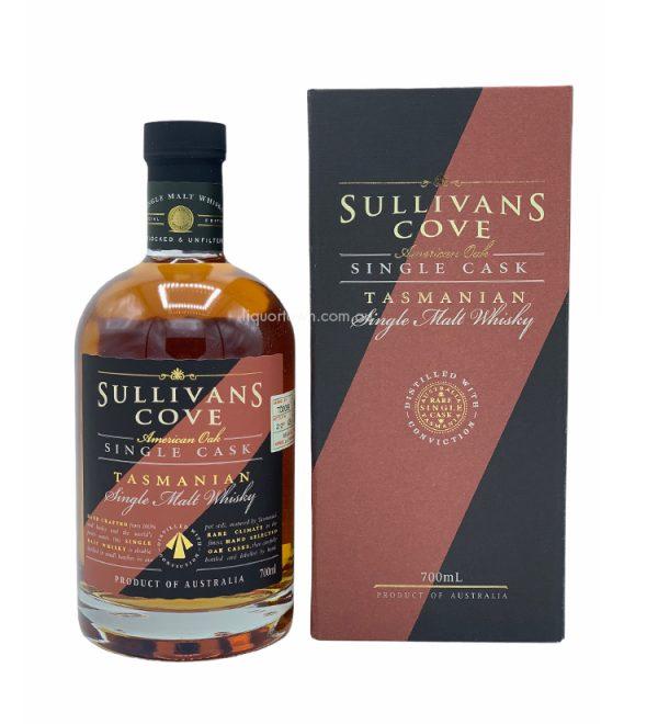 Sullivans Cove American Oak Refill Single Malt Tasmanian Whisky 700ml 46.9%