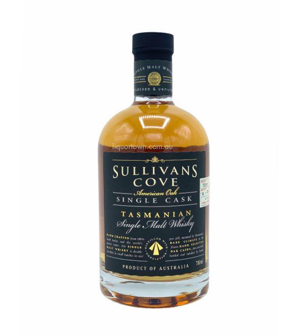 Sullivans Cove American Oak Single Malt Tasmanian Whisky 700ml 47.7%