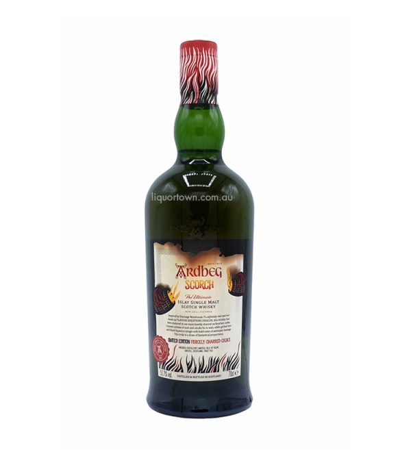 Ardbeg Scorch Committee Release Limited Edition Single Malt Whisky 700mL 51.7%