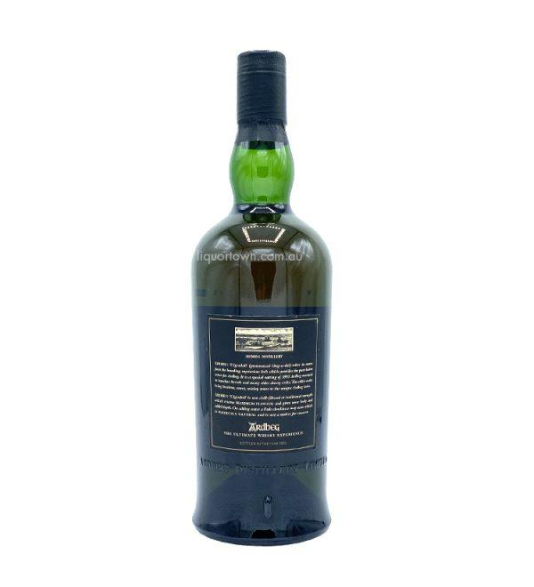 Ardbeg Uigeadail 2003 Bottling Single Malt Scotch Whisky 700mL 54.2%