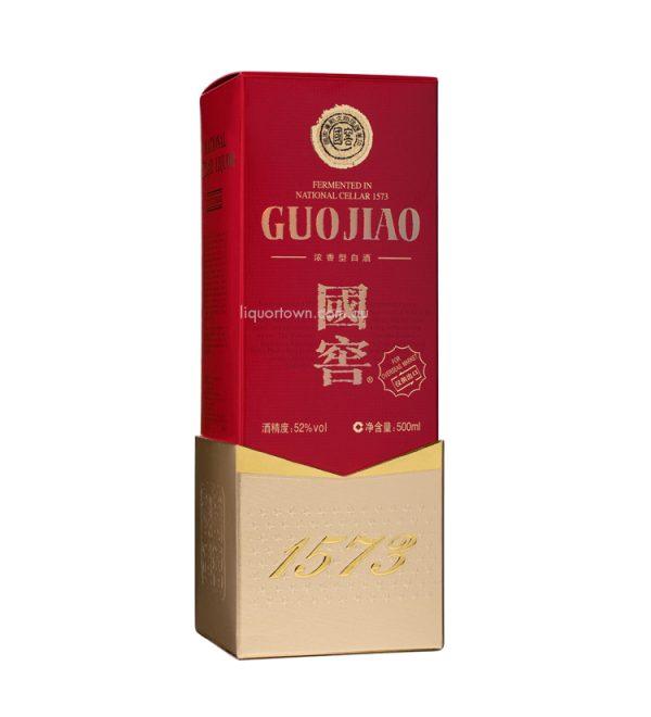 National Cellar Guojiao 1573 Chinese Baijiu 500ml 52%