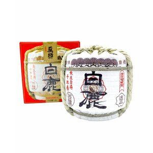 Hakushika Komodaru Junmai Japanese Sake 1800ml 14.5%