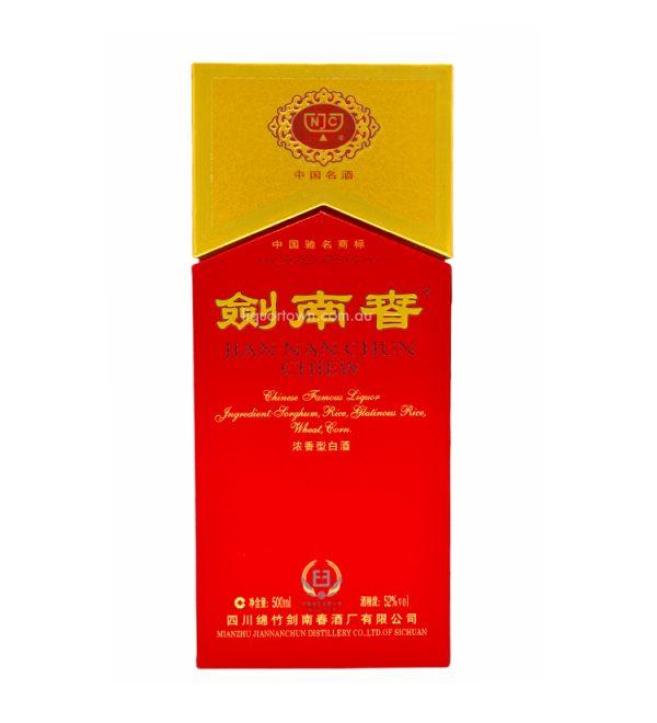 Jian Nan Chun Chiew Chinese Baijiu 500ml 52%