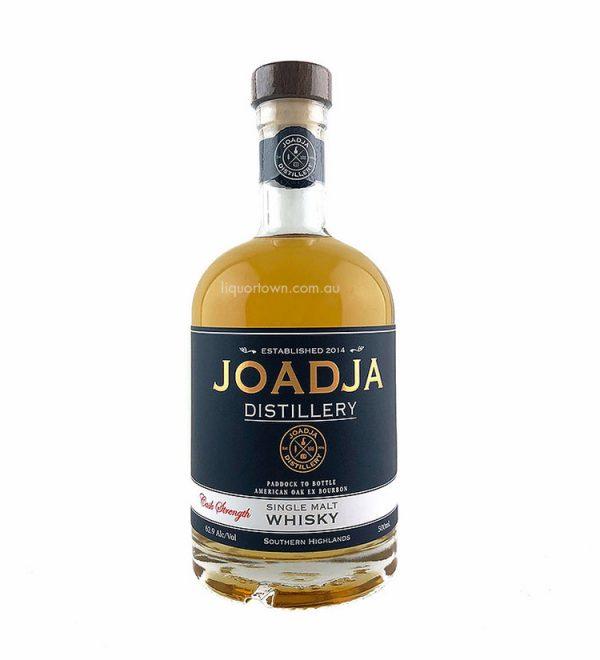Joadja Release 13 Single Malt Cask Strength Australian Whisky 500ml