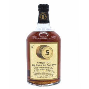 Glenlivet 1973 Vintage Rare Scotch Whisky 700ml 57.2%