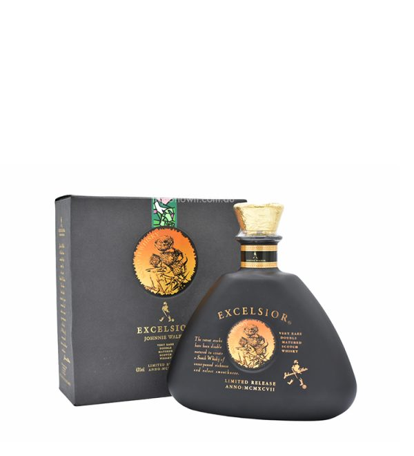 Johnnie Walker Excelsior MCMXCVII Rare Scotch Whisky Limited Release