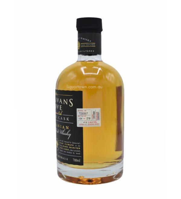 Sullivans Cove American Oak Single Malt Tasmanian Whisky 700ml 47.5%