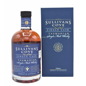 Sullivans Cove French Oak Single Malt Tasmanian Whisky 700ml 47%