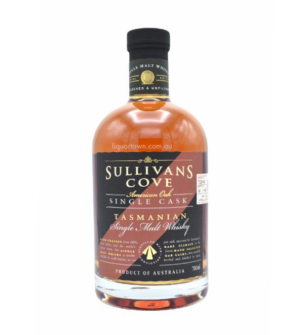 Sullivans Cove American Oak Refill Single Malt Tasmanian Whisky 700ml 47.6%