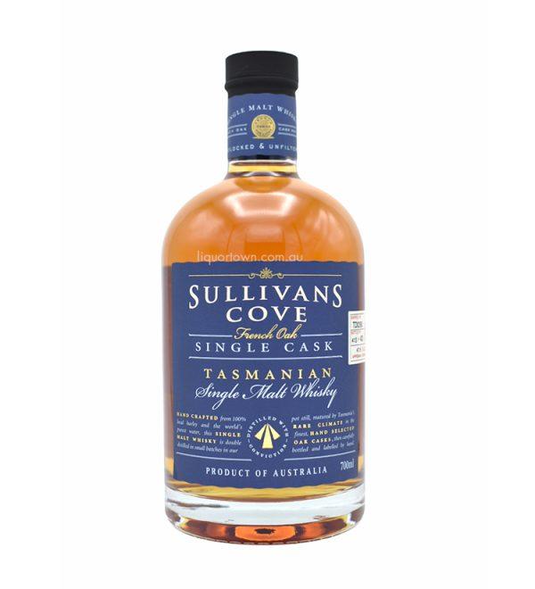Sullivans Cove French Oak Single Malt Tasmanian Whisky 700ml 47.5%